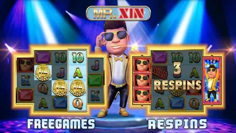 xin gaming slot online
