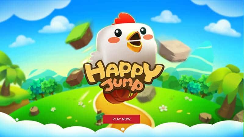 แนะนำเกมส์ไก่กระโดด Happy Jump เล่นง่ายได้เงินเร็ว ไม่ต้องเสี่ยงดวง