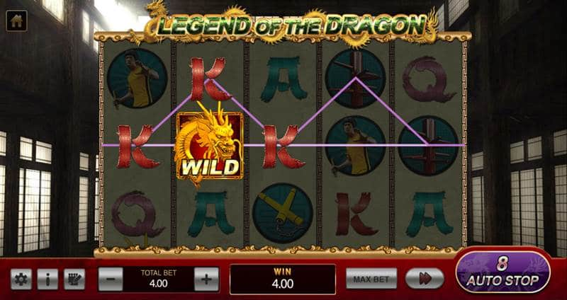 kungfu slot game