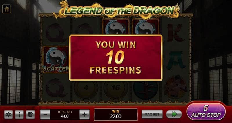 เล่น legend dragon