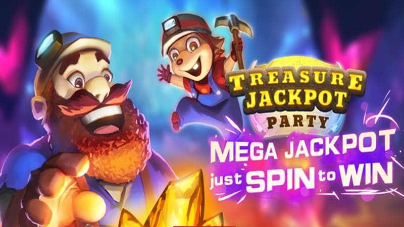 รีวิวเกมสล็อต Treasure Jackpot แอพมือถือ Xingame เล่นง่ายได้เงินดี