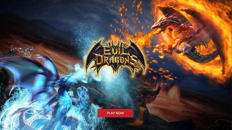 รีวิวเกมส์จีน Evil Dragons สล็อตเล่นง่าย แจ็คพอตแตกกระจาย!!