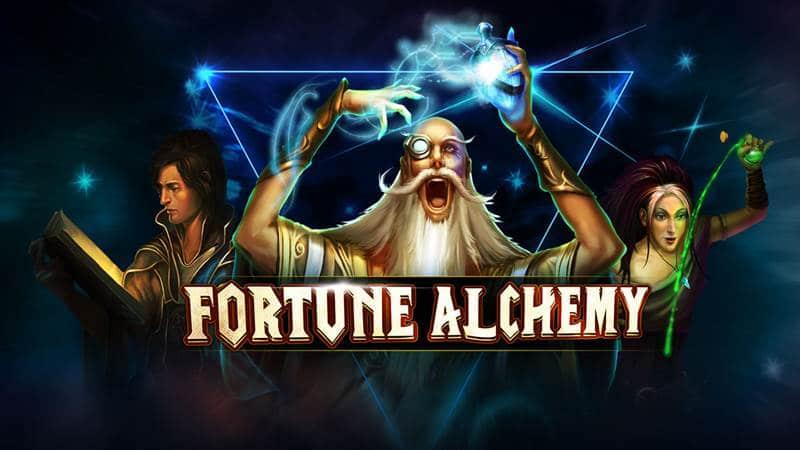 เกมส์ Fortune Alchemy สล็อตออนไลน์ xin gaming นักเล่นแร่แปรธาตุ