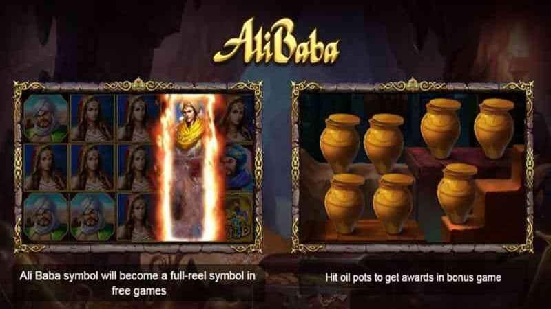 รีวิวสล็อต xin game เกมอาลีบาบา Ali Baba แจ็ดพอตแตกใหญ่ เล่นได้เงินจริง!!