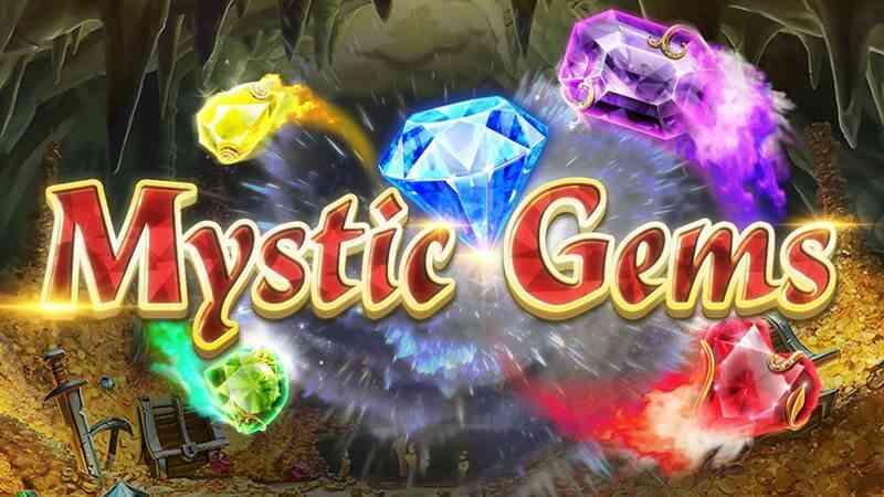 Mystic Gems สล็อตออนไลน์ xin gaming เกมเล่นง่ายให้เงินดี