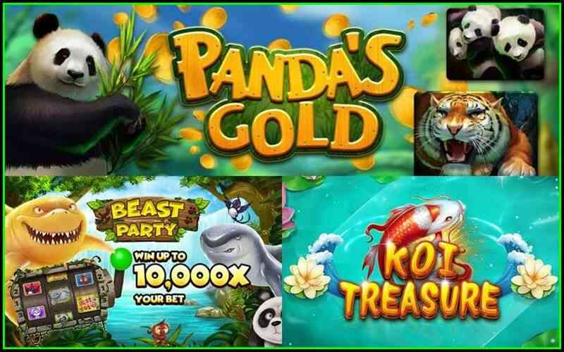 xin gaming animal slot