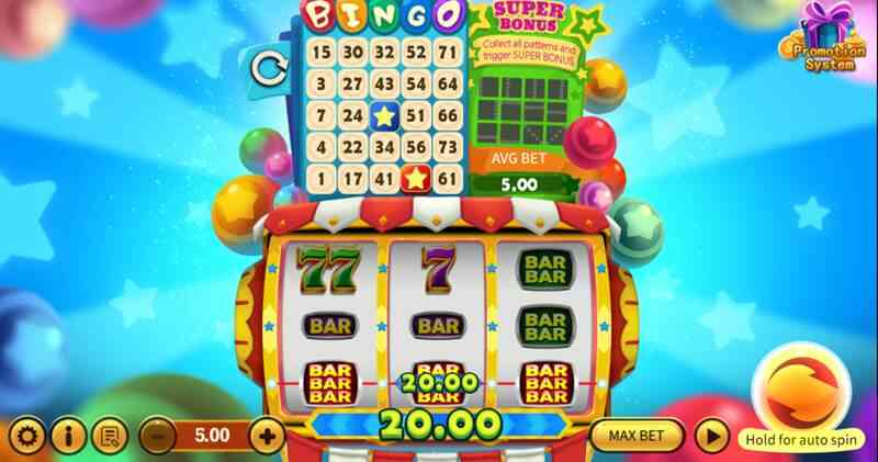 xin game bingo