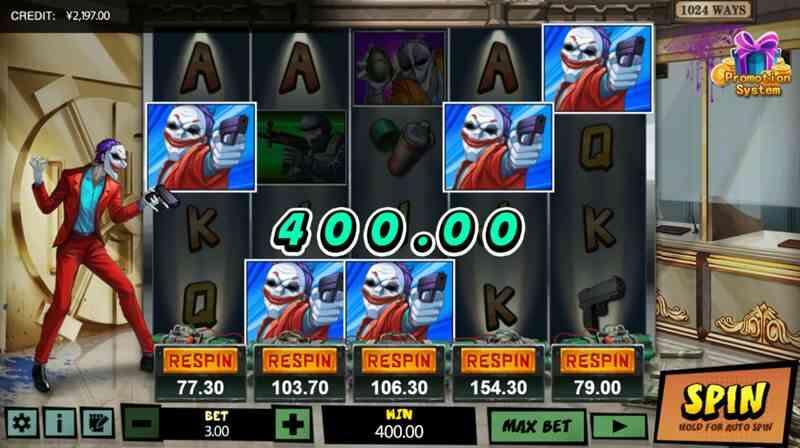 xin game jackpot