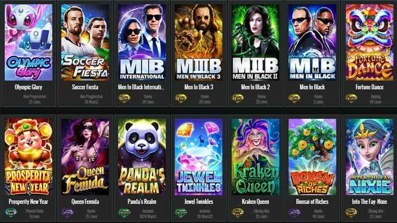 live 22 slot games