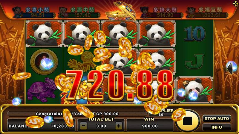 xin games jackpot